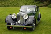 English classic car
