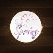 Jarní typografie