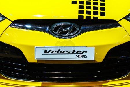 BANGKOK December 1 Hyundai Veloster