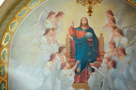 Sacred images in churches