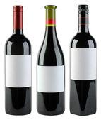 Šablona lahví vína