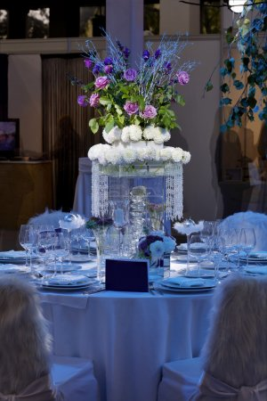 Wedding Centerpiece Table...