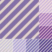 Seamless purple violet stripes pattern