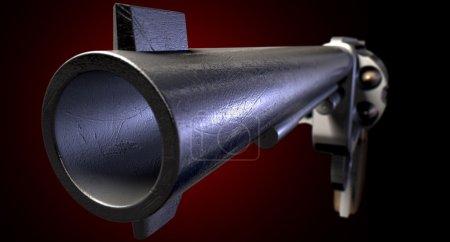 Staring Down The Barrel Of A Gun
