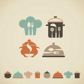 Cooking symbols