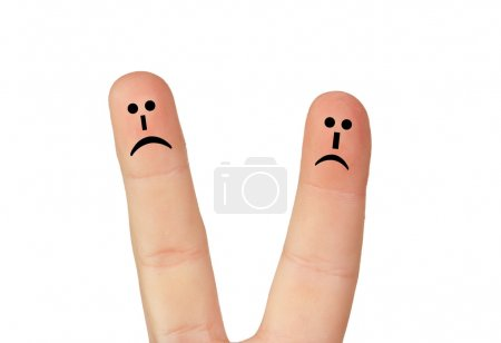Couple of fingers unhappy
