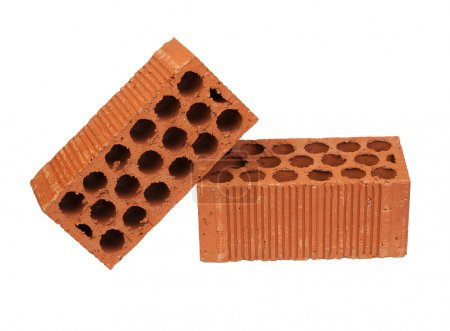Construction Material two bricks
