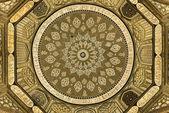 """Постер, картина, фотообои """"купол мечети, восточные украшения из Самарканд, Узбекистан"""""""
