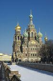 Savior on Spilled Blood, Saint Petersburg, Russia