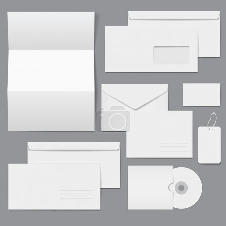 Photo for Blank Business Corporate Templates - Royalty Free Image
