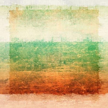 Photo pour Grunge fond avec de l'espace pour le texte ou l'image. Pour la conception de mise en page créative, les illustrations de style vintage et le papier peint ou la texture du site Web - image libre de droit