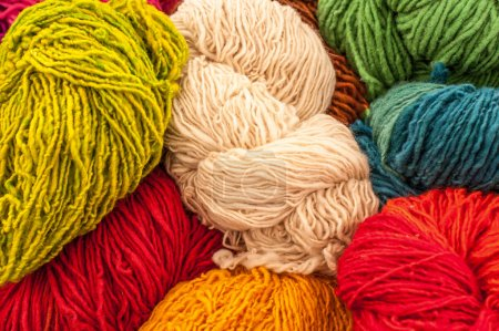Colored Wools
