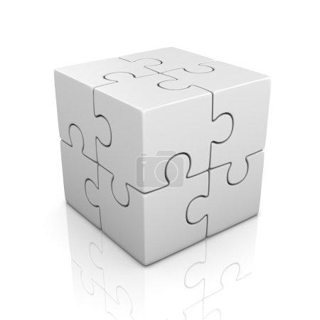 Würfelpuzzle