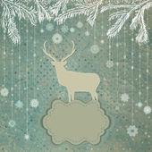 Christmas Invitation card template EPS 8
