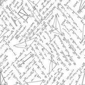 Maths seamless pattern EPS 8