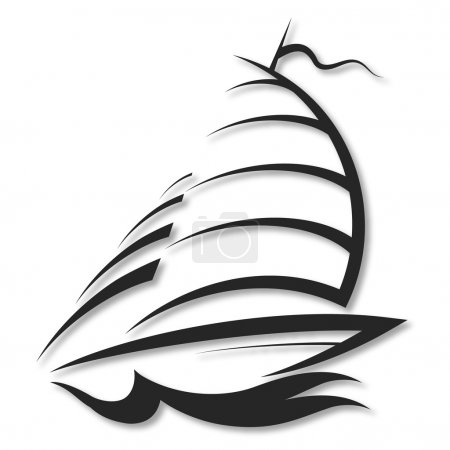 Design sports yacht