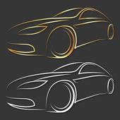 Autó tervező