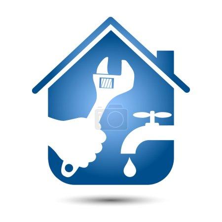 Repair plumbing home