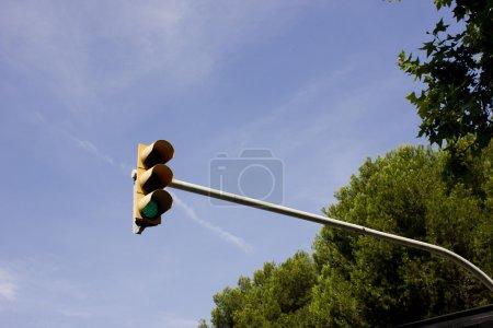 Traffic light&quot