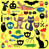 animals and evil things set