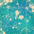Grunge abstract vector blue texture...
