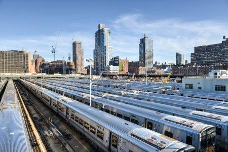 West Side Train Yard