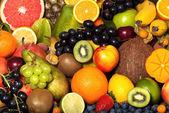 Obst-Hintergrund