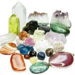 Amethyst quartz citrine semigem geode crystals geo...