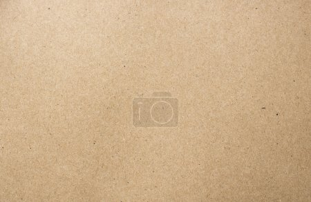 Photo for Cardboard texture brown - Royalty Free Image