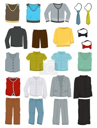 School clothes for boys