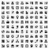 Set of icons business