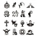 Religious icons...