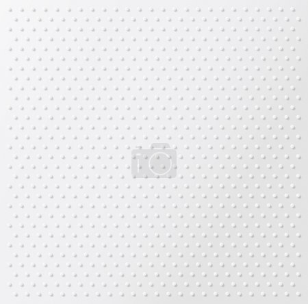 Illustration for Bright dotted texture background vector illustration - Royalty Free Image