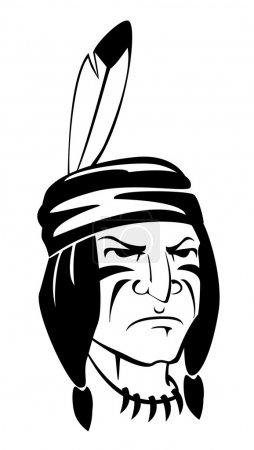 Indian apache