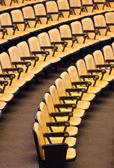 Seminář prázdné sedadlo