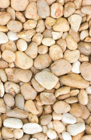 Photo pour Galets pierres fond. - image libre de droit