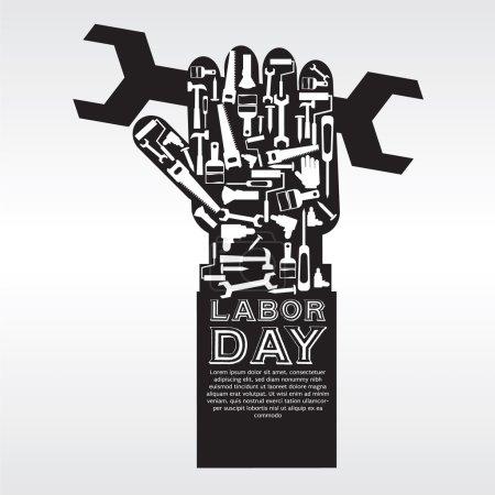 Labor Day Conceptual