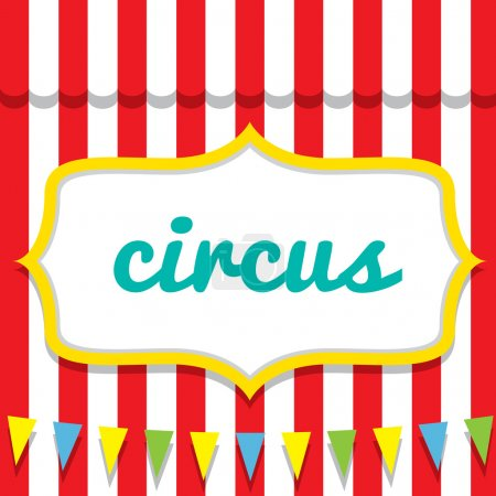 Circus Vector Illustratio