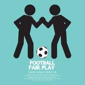 Fair Play Sport Sign Vector Illustration