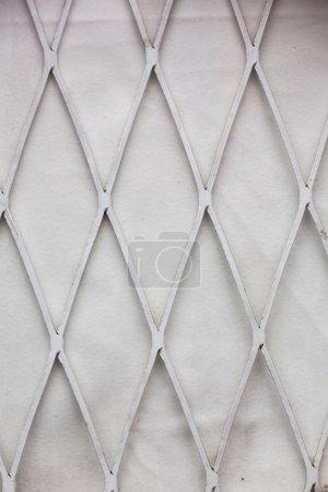 Seamless diamond net