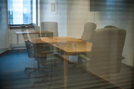 Foto de Diseño de interiores de oficina moderna - Imagen libre de derechos