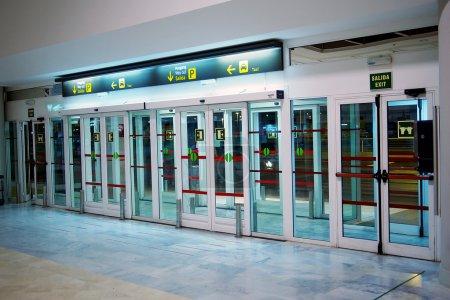 Airport Terminal Gate