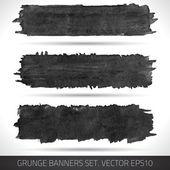 Grunge banners 004