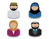 muslim avatars