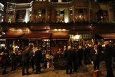 Outside view of London Pub