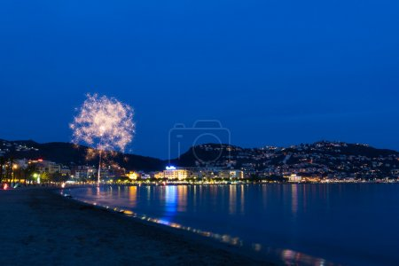 Roses, Girona fireworks