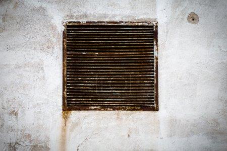 rustic air vent