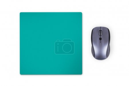 Mouse with Pad