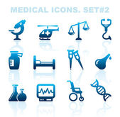 Lékařské ikony