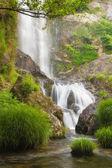 Vodopád krása v přírodě